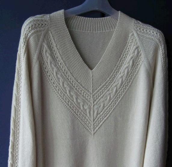 Пуловер мужской вязаный спицами/4683827_20120924_101302 (572x557, 234Kb)