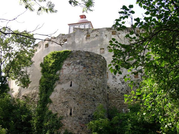 Замок Шаллабург (Schallaburg Castle) - прекрасный замок эпохи Возрождения. 32561