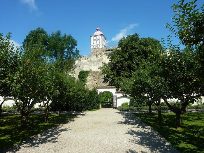 Замок Шаллабург (Schallaburg Castle) - прекрасный замок эпохи Возрождения. 28070