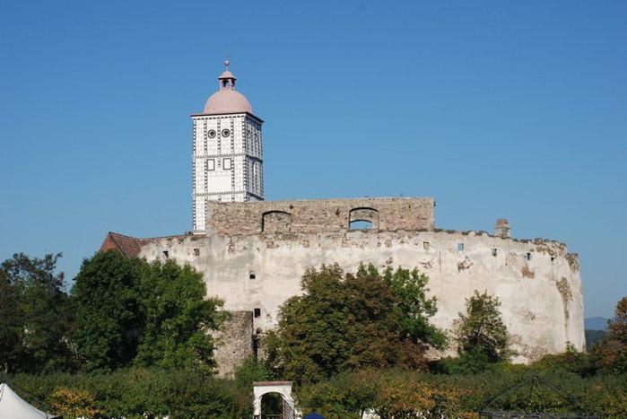 Замок Шаллабург (Schallaburg Castle) - прекрасный замок эпохи Возрождения. 45826