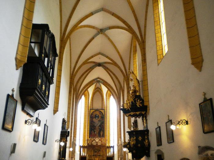 Замок Шаллабург (Schallaburg Castle) - прекрасный замок эпохи Возрождения. 31433