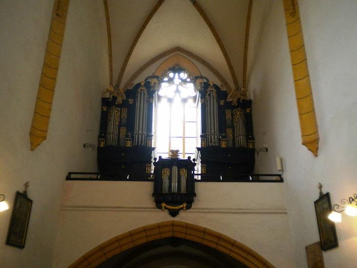 Замок Шаллабург (Schallaburg Castle) - прекрасный замок эпохи Возрождения. 97211