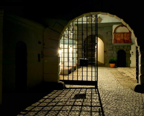 Замок Шаллабург (Schallaburg Castle) - прекрасный замок эпохи Возрождения. 77193