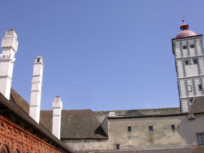 Замок Шаллабург (Schallaburg Castle) - прекрасный замок эпохи Возрождения. 75595