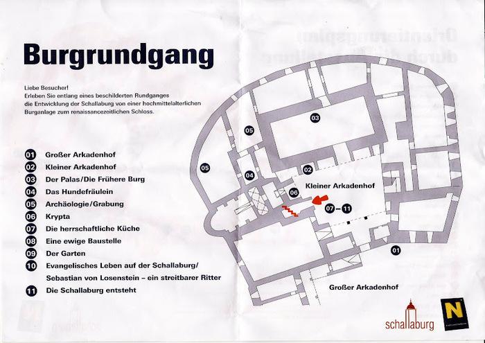 Замок Шаллабург (Schallaburg Castle) - прекрасный замок эпохи Возрождения. 34839