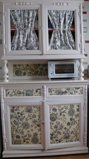 Как обновить старую мебель своими руками