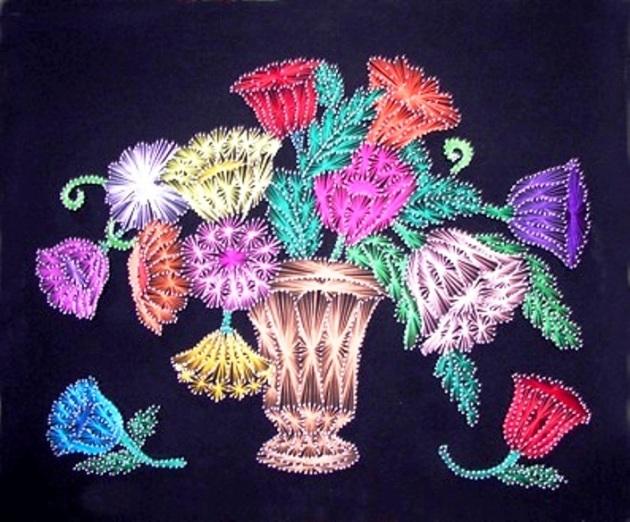 لوحات فنية جميلة باستخدام الخيوط والمسامير 91925712_large_0Flower_Pot