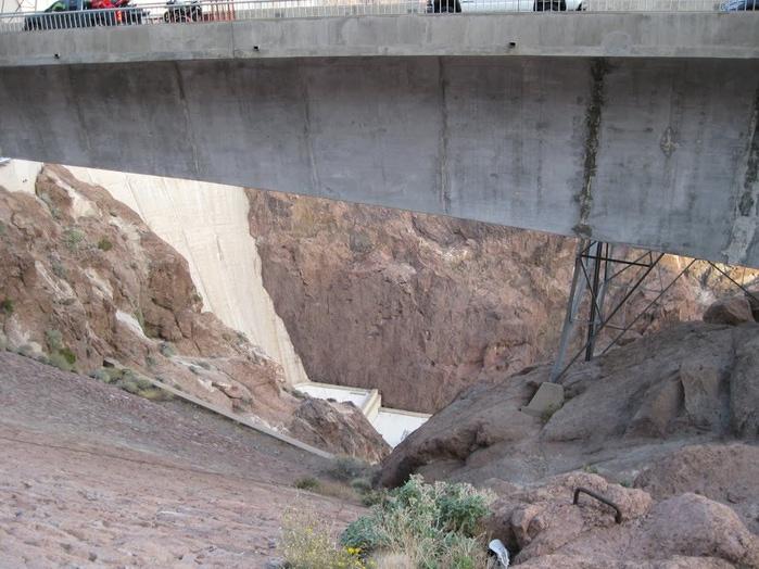 Плотина Гувера (Дамба Гувера) 13727