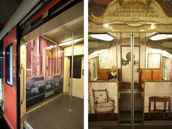 парижский поезд оформлен под версальский дворец 8 (680x510, 144Kb)