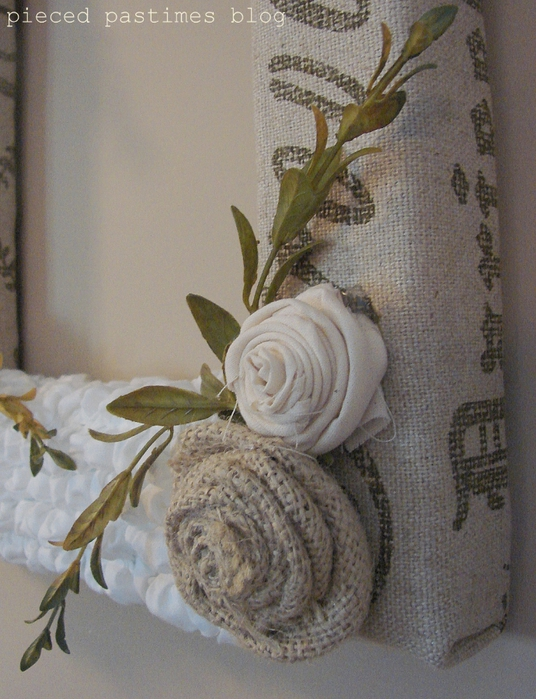 Texture Wreath Right Corner (536x700, 302Kb)