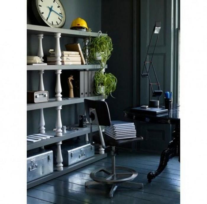 Оформляем рабочее место дома в винтажном стиле 32 (700x690, 77Kb)