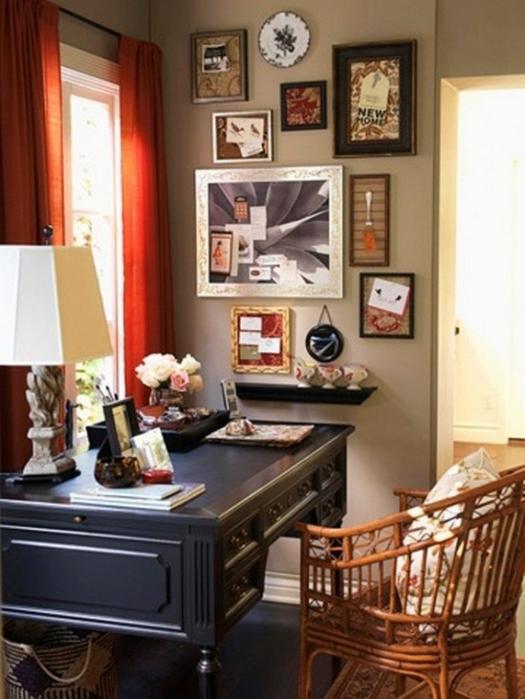 Оформляем рабочее место дома в винтажном стиле 34 (525x700, 337Kb)