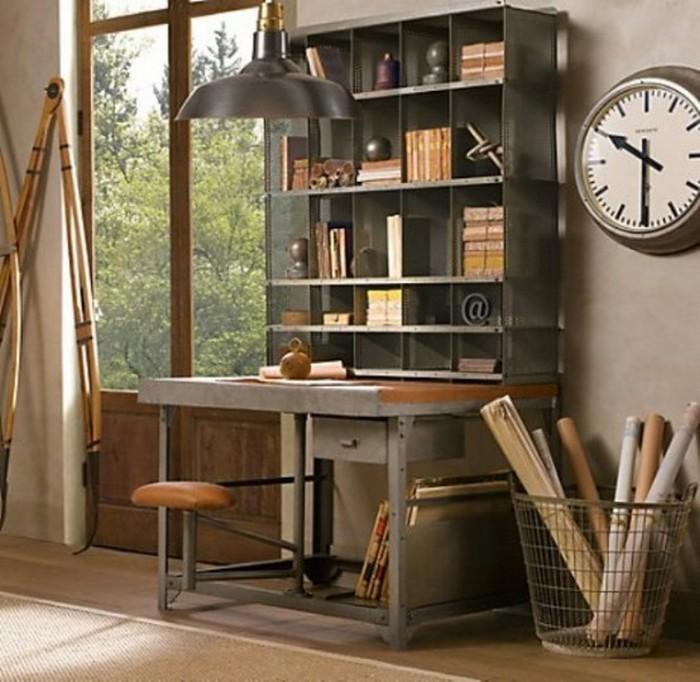 Оформляем рабочее место дома в винтажном стиле 42 (700x682, 107Kb)