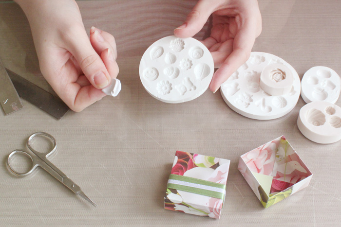 Формы своими руками для полимерной глины