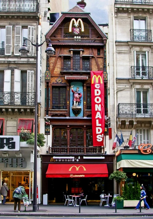 Самые необычные места для McDonalds 14 (489x700, 292Kb)