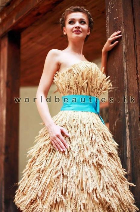 Платье своими руками на мисс фото