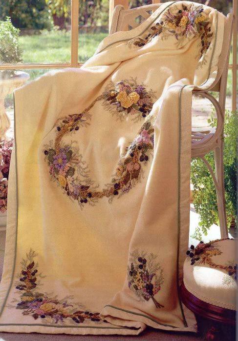 Разновидностей и схем вышивок