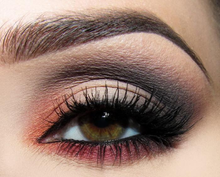 Секреты макияжа глаз - 4.