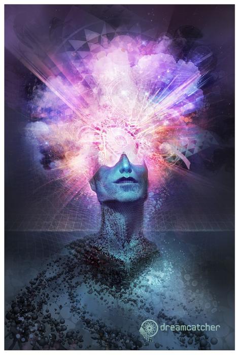 Психоделическое искусство художника Android Jones 12 (471x700, 360Kb)