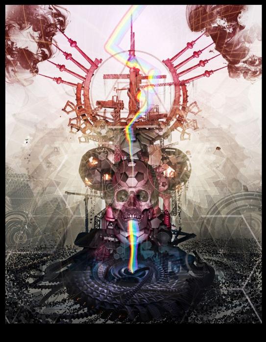 Психоделическое искусство художника Android Jones 14 (543x700, 424Kb)