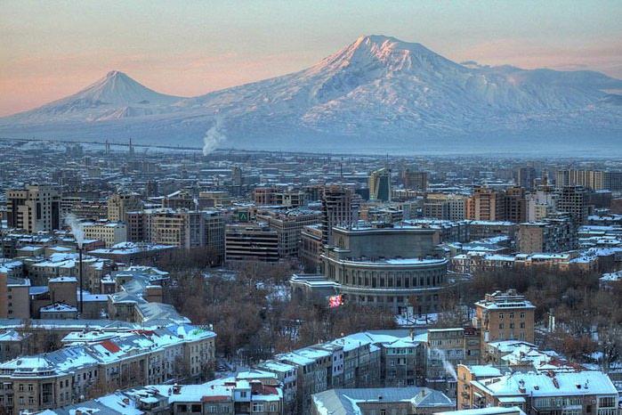Ереван. Арарат (700x466, 103Kb)