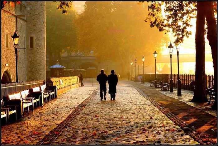 Осенний Лондон (700x469, 92Kb)