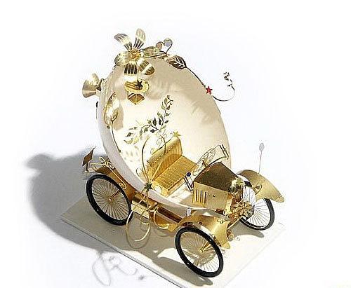 миниатюрные модели Шимон Клемек фото 8 (500x411, 50Kb)