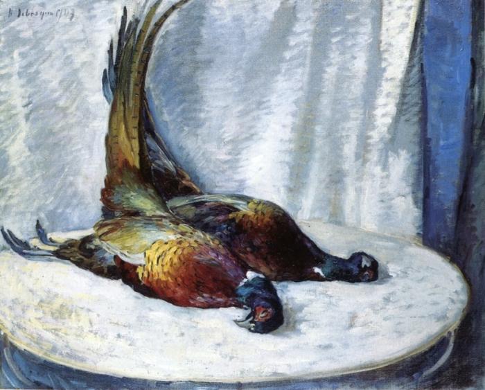 1343406720-557993-two-pheasants-1907 (700x563, 313Kb)
