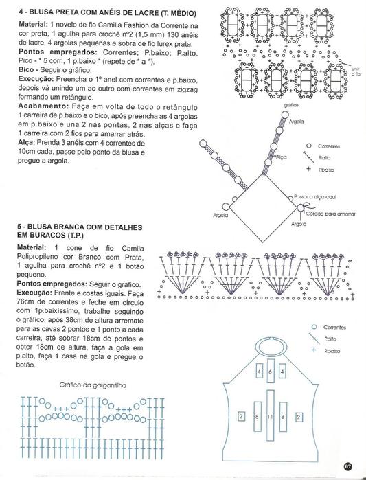 moda croche festas 32 blusa preta graf (533x700, 196Kb)