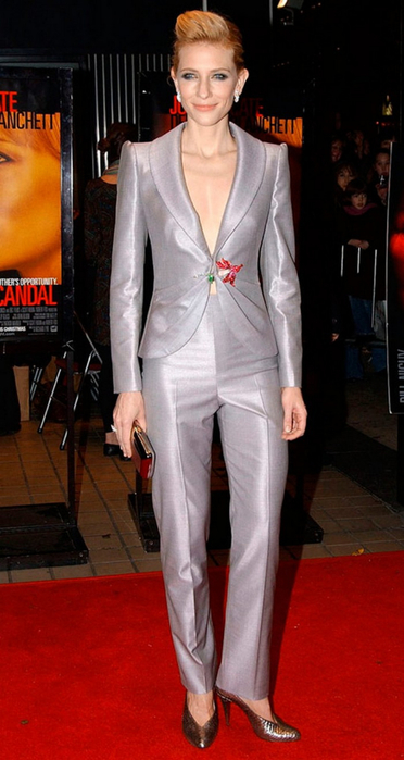 Лучшие женские брючные костюмы 2012 года 17 (372x700, 263Kb)
