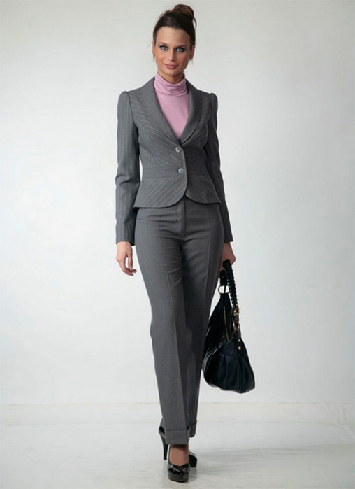 Лучшие женские брючные костюмы 2012 года 37 (508x700, 154Kb)
