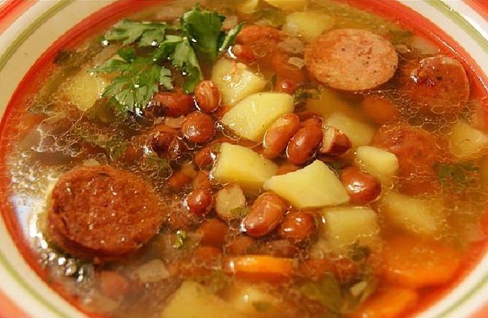 суп из фасоли (700x457, 125Kb)