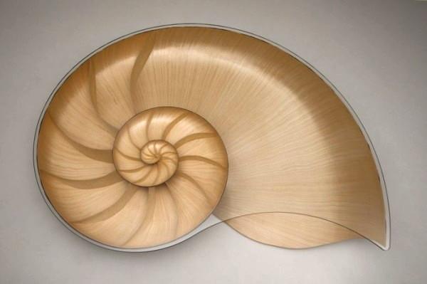 креативный стол ракушка фото 5 (600x399, 36Kb)