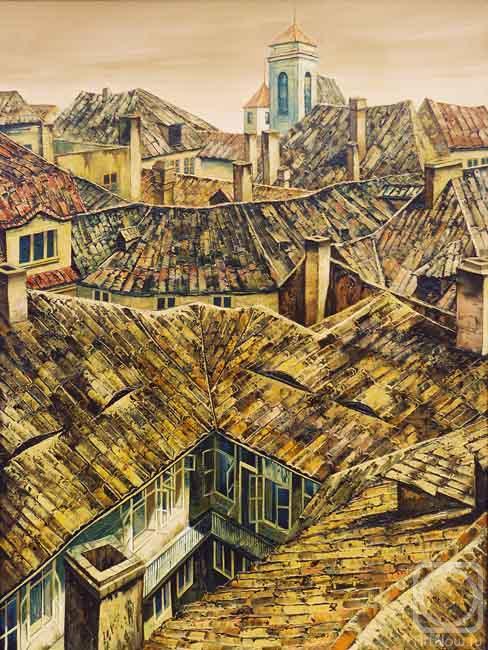 Прогулка по крышам для лунатиков