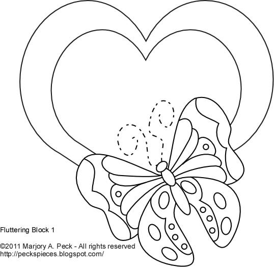 Fluttering Block 1 8inch (538x523, 47Kb)