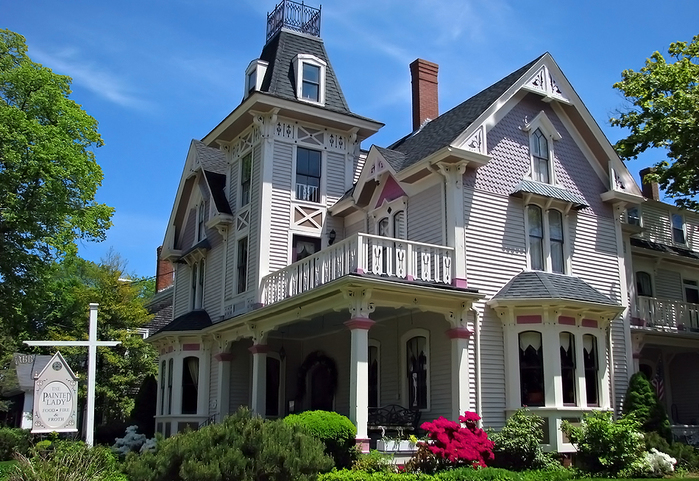 Викторианские-дома-штата-Орегон.-USA3 (700x481, 376Kb)