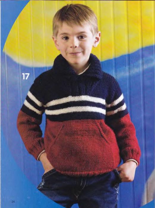 Вязание для мальчиков спицами для 12 лет 4