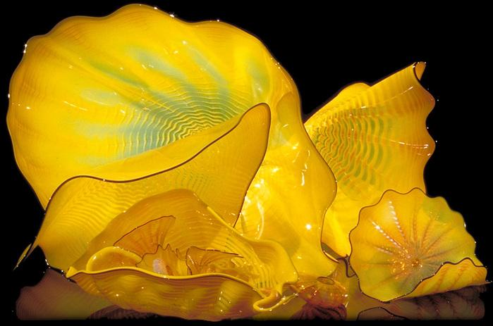 стеклянные скульптуры Дейл Чихули 3 (699x463, 124Kb)