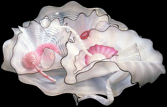 стеклянные скульптуры Дейл Чихули 5 (699x450, 105Kb)