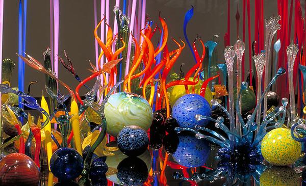 стеклянные скульптуры Дейл Чихули 13 (600x365, 164Kb)