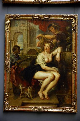 Плесень в галереи