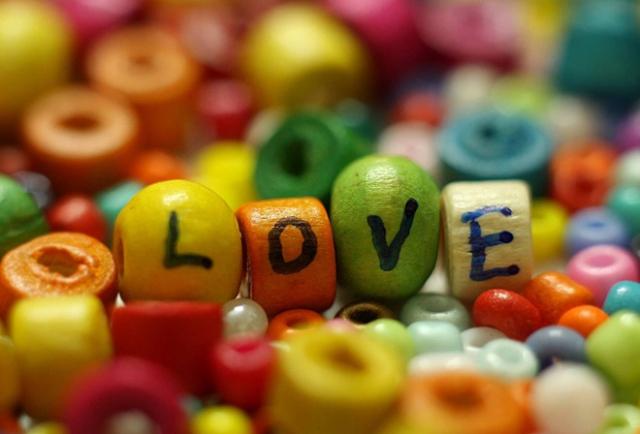 Какого цвета твоя любовь
