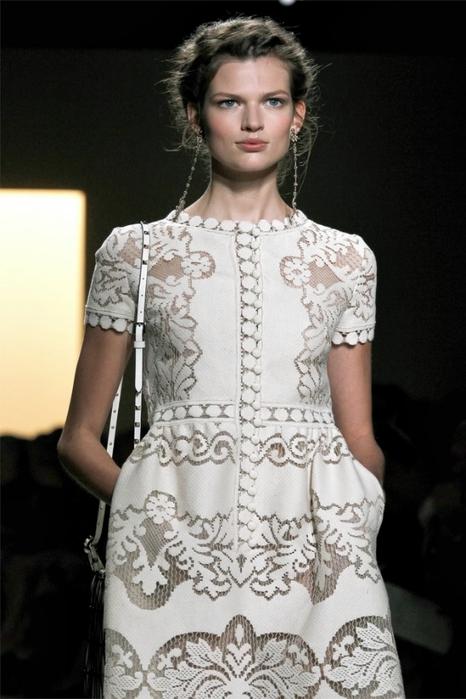Вязание крючком (платья)