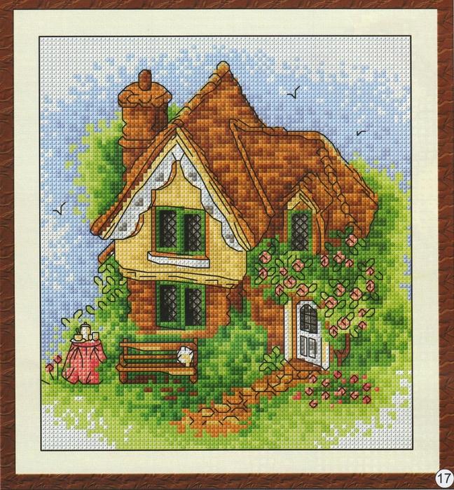 Pattern Maker (xsd).  Дома.  Схема вышивки крестом в категории.  Зарегистрироваться.