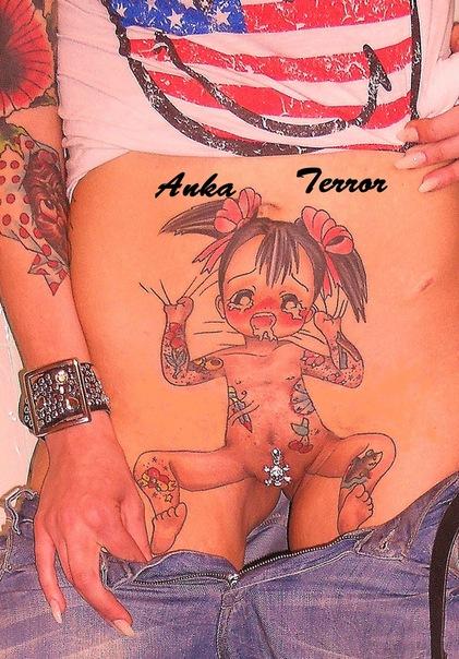 Девушку татуировали эротический рассказ фото 713-721
