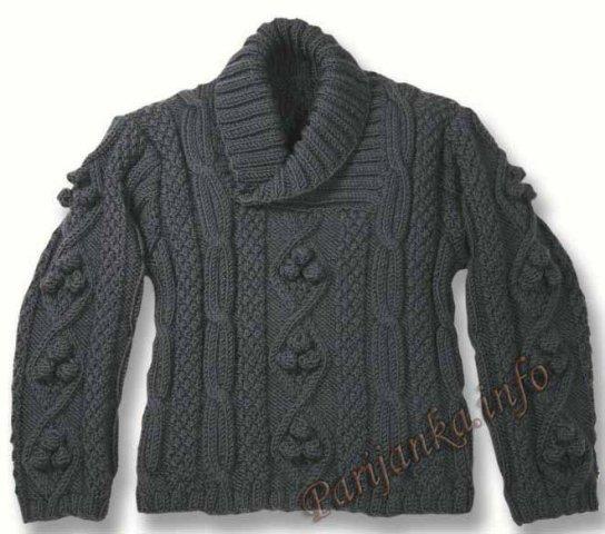 пуловер  Anny Blatt (544x480, 50Kb)