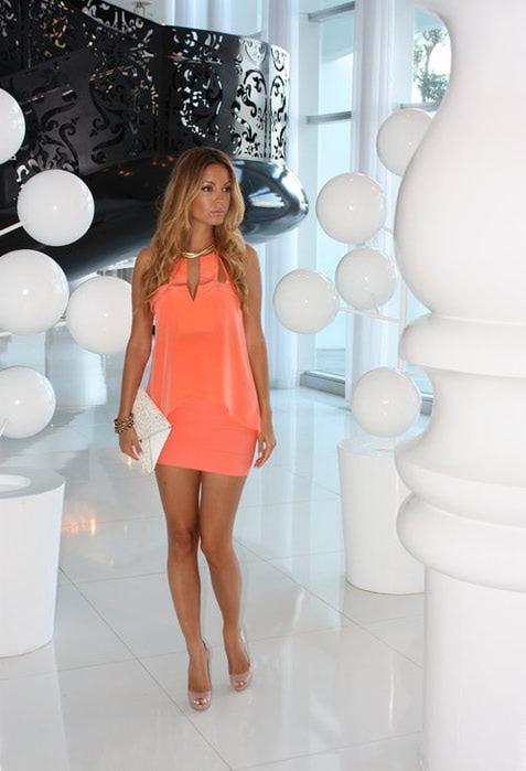 Самые модные платья 2013 года фото