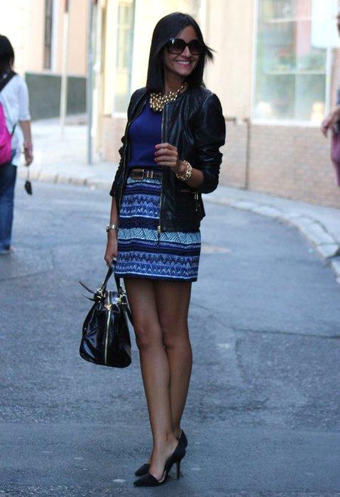 модные и стильные юбки 2013