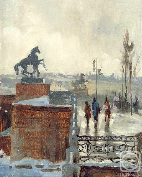 9 Стерхов Константин. Аничков