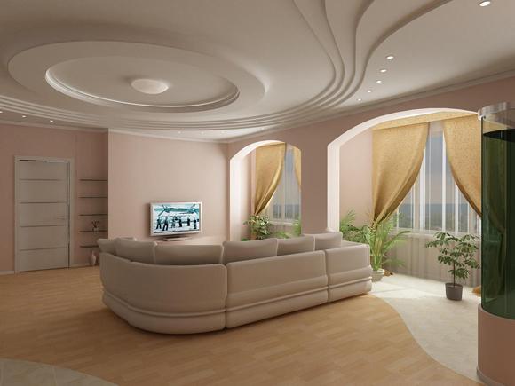 Latest pop designs for living room ceiling